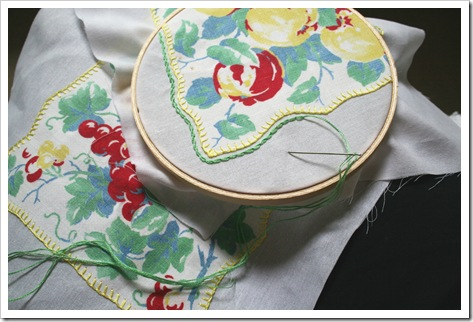 TableclothEmbroidery
