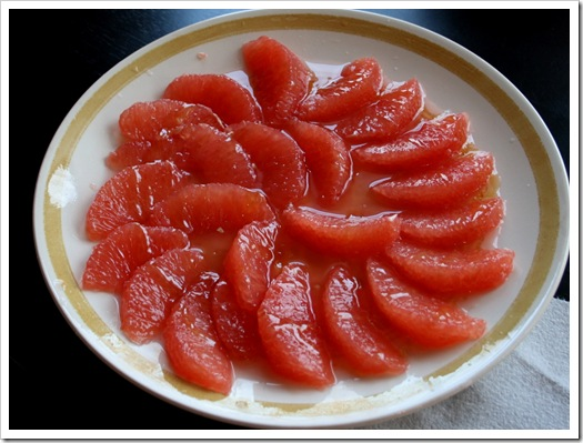 Grapefruit-Plated