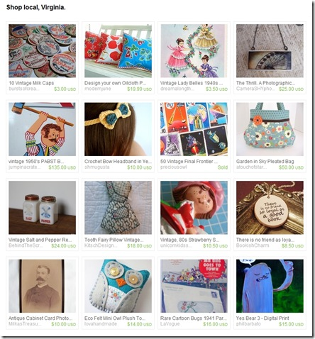 EtsyTreasury-ShopLocal,Virginia-ToothFairyPillow